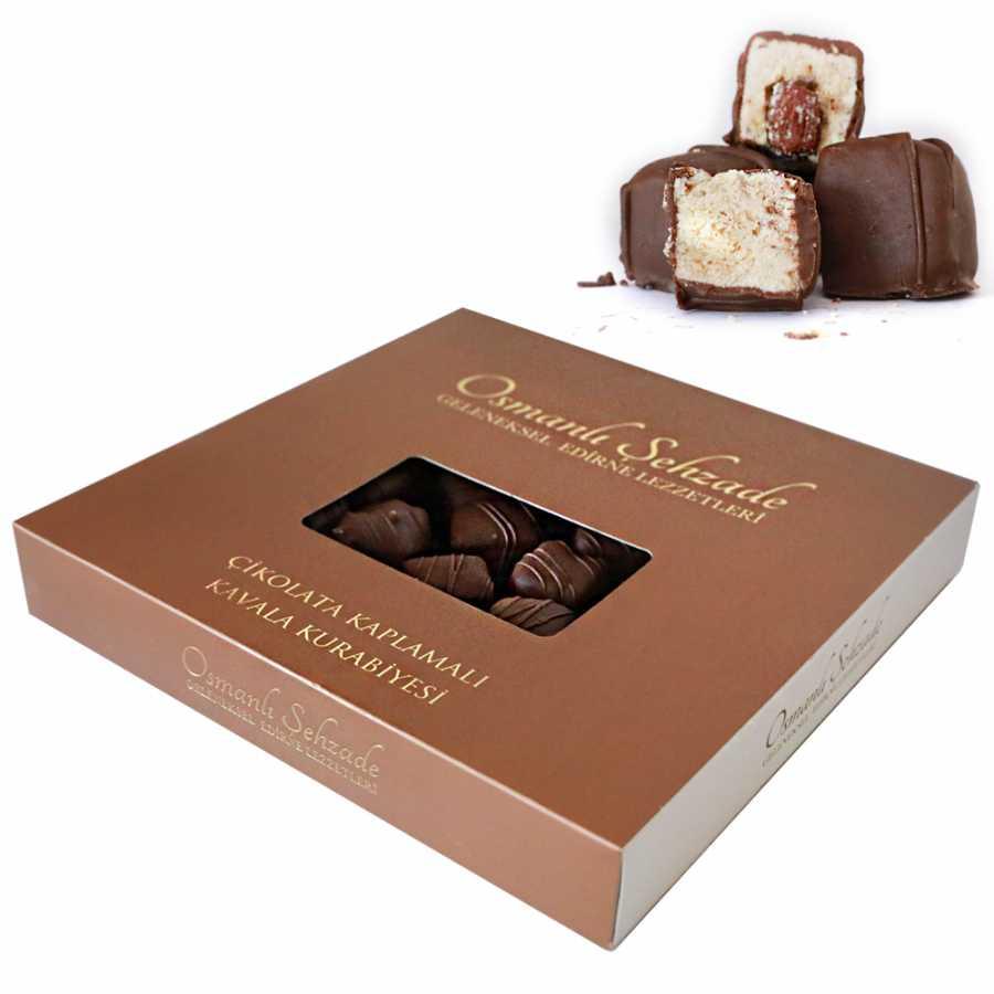 Çikolatalı Kavala Kurabiyesi 350gr.