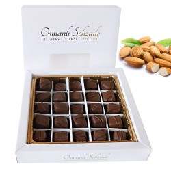 Çikolatalı Kavala Kurabiyesi 350gr. - Thumbnail