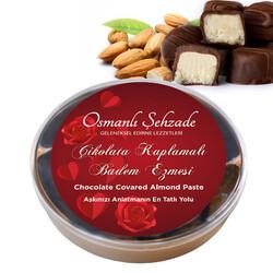Çikolatalı Badem Ezmesi 140gr. - Thumbnail