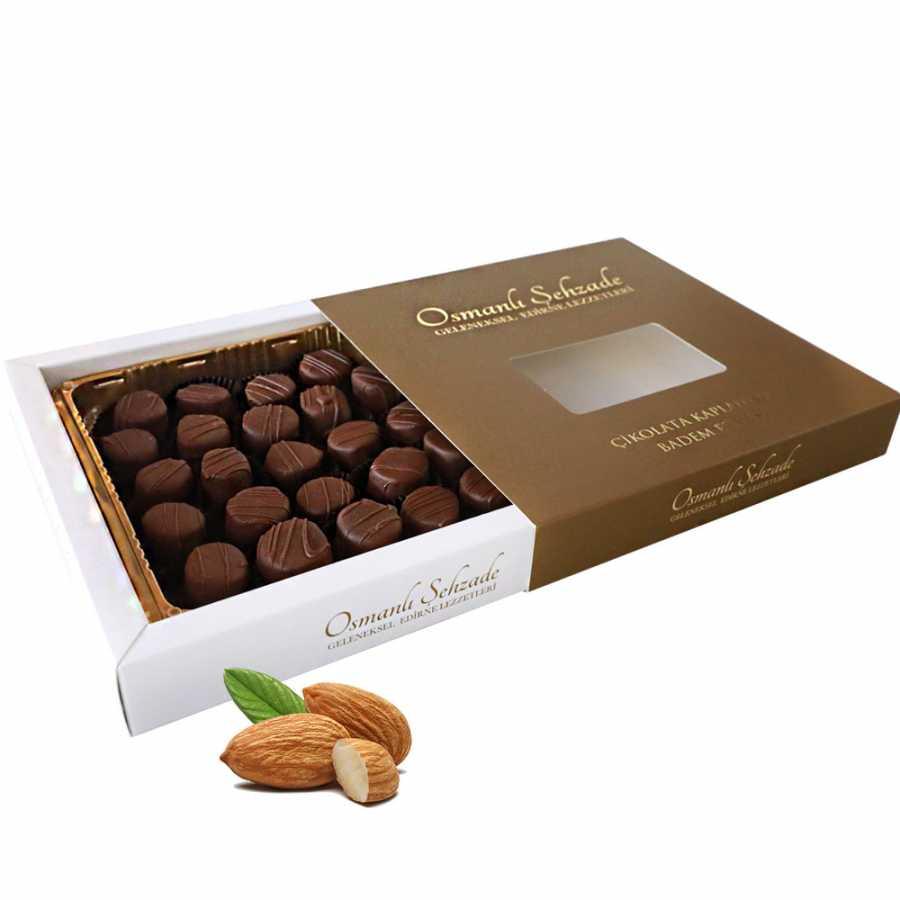 Çikolatalı Badem Ezmesi 350gr.