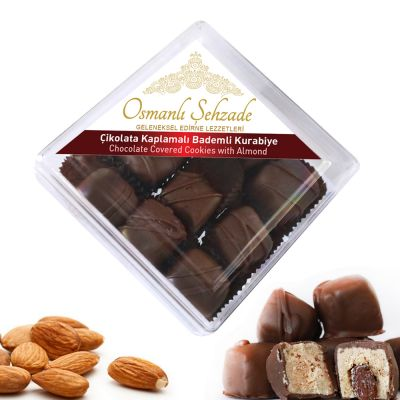 Osmanlı Şehzade - Çikolatalı Kavala Kurabiyesi 155gr.