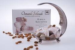 Osmanlı Şehzade - Kavala Kurabiyesi 450gr (Ay Kesim)