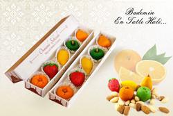 Meyveli Badem Ezmesi (110 gr) - Thumbnail