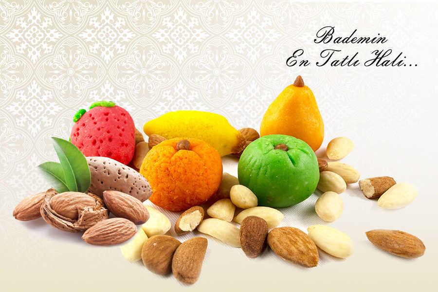 Meyveli Badem Ezmesi (110 gr)